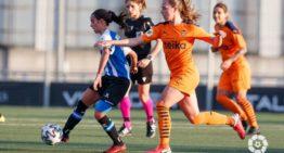 Al Valencia se le escapa la victoria en el último minuto (1-1)