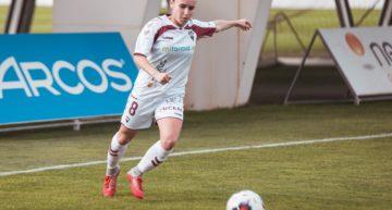 Cintia Montagut: 'Queremos llevar al Albacete a Primera Iberdrola, donde merece estar'
