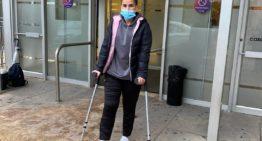 Maite Morte: 'No vivo del fútbol, pero me da mucha vida'
