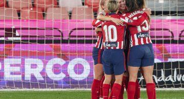 El Atlético tumba al Barça y será el rival del Levante Femenino en la final de la Supercopa (1-1)