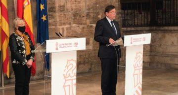 La Generalitat cierra los recintos deportivos de la Comunitat a partir del 21 de enero