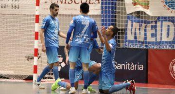 El Barça saca toda su artillería para imponerse al Peñíscola FS (1-3)