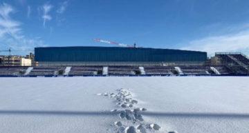 El Levante jugará en Las Rozas la eliminatoria de Copa y no en el 'congelado' Fernando Torres de Fuenlabrada