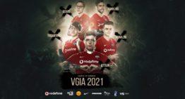 Vodafone Giants presenta su quinteto para reinar en League of Legends