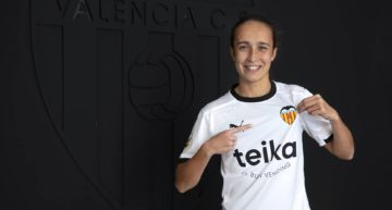 El Valencia incorpora a la defensa Paula Herrero hasta final de temporada