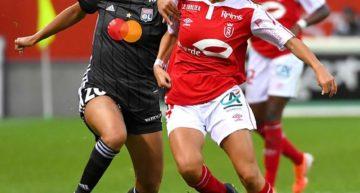 Sonia Ouchene (Stade de Reims): 'En Francia cada vez se habla más del fútbol femenino español'