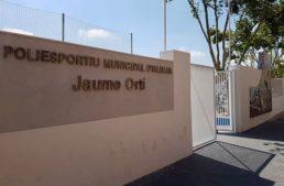 Aldaia suspende las actividades del Polideportivo Jaume Ortí hasta el 15 de enero