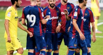 Derbi valenciano en cuartos: Levante y Villarreal pelearán por las semis de Copa del Rey