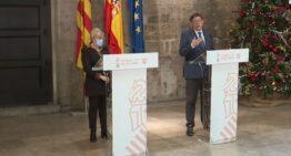 La Generalitat Valenciana suspende la actividad deportiva en edad infantil y primaria hasta el 31 de enero