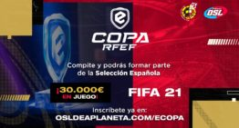 La RFEF te da la oportunidad de representar a España gracias a la eCopa RFEF