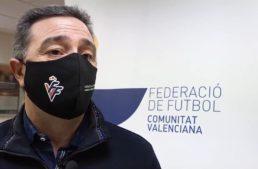 Gomar: 'Parar el fútbol por solidaridad no es postureo, lo hacemos de corazón'