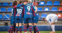 Prosigue la escalada: el Levante Femenino ya es tercero tras tumbar al Granadilla (1-0)