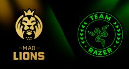 Team Razer y la organización MAD Lions anuncian un acuerdo a largo plazo