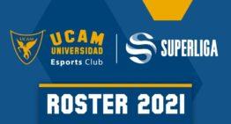 UCAM Esports Club apuesta por un 'roster' de jugadores veteranos
