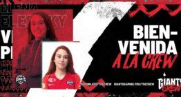 Elesky y su contenido musical se suman al plantel de Vodafone Giants