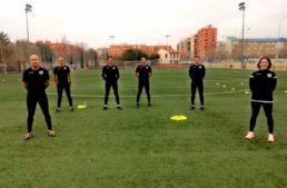 Marxalenes acoge las pruebas físicas de árbitros de Primera, Segunda y Segunda B de Valencia y Castellón