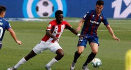 El Levante buscará a doble partido el sueño de la final de Copa ante el Athletic