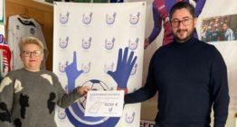 Tres años sin Nacho Barberá: la Asociación dona 5.000 euros este año para la investigación de la muerte súbita