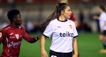 Anita Marcos: 'El Valencia es un club muy grande y cuando surgió la opción, no me lo pensé'