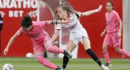 El Sevilla solicita la baja en la Asociación de Clubes de Fútbol Femenino