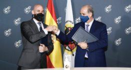La RFEF y la Policía Nacional unen fuerzas contra las apuestas ilegales y la prevención de la violencia