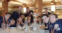 Diez años desde la conquista valenciana del Campeonato de España de futsal Sub-19 en 2011