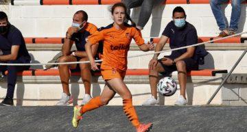 Cirugía y limpieza de la rodilla izquierda para Bea Beltrán (VCF Femenino)