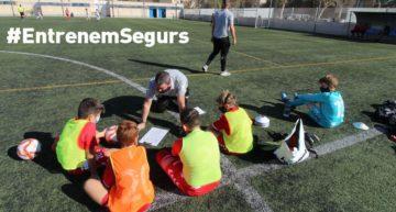 La FFCV emprende la campaña #EntrenemSegurs por una desescalada con entrenamientos