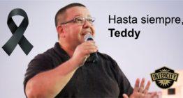 Se apagó la voz de CF Intercity: fallece el periodista y comunicador Teddy García