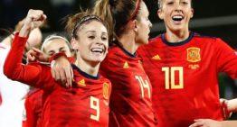 España tumba con autoridad a Polonia para cerrar la fase de clasificación a la Euro 2022 (3-0)