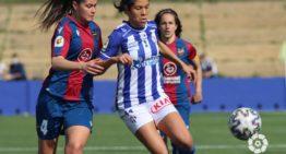 El Levante se lleva una victoria clave ante el Sporting de Huelva (1-2)