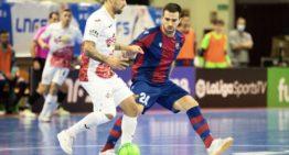 El Levante se consolida en el liderato venciendo a El Pozo Murcia (4-2)