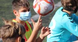 La circular de la Direcció General d'Esport que confirma los entrenamientos limitados en fútbol-8