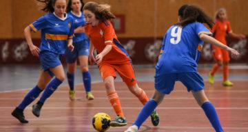 Ya operativa la sección de Futsal en ESPORTBASE