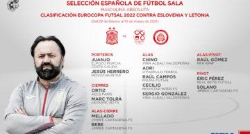 Marc Tolrà (Levante FS) estará con España ante Eslovenia y Letonia