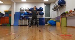 #ValènciaEntrenaEnCasa: fitness latino (lunes 8 de febrero)