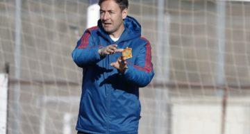 Santi Denia llama a seis futbolistas de la Comunitat para el primer 'stage' de España Sub-19 en 2021