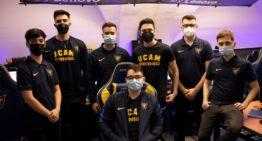UCAM 'Archangels' compite este domingo para representar a España en el University European Masters de LOL