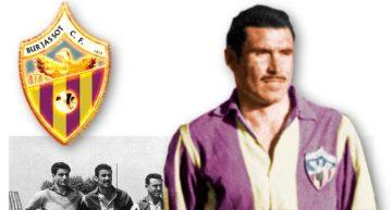 Condolencias al Burjassot CF por la muerte de Enrique Collado