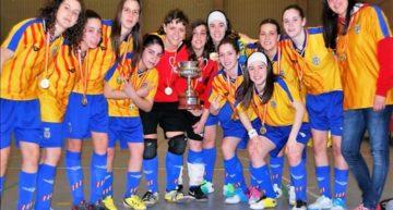 Ocho años desde la conquista del Campeonato de España Sub-23 de futsal femenino en 2013