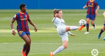 El Valencia cae ante el Barça en el Johan Cruyff (5-0)