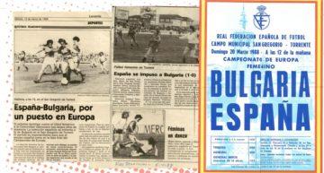 Los orígenes de 'Valenta': 33 años desde el nacimiento del futfem federado en la Comunitat