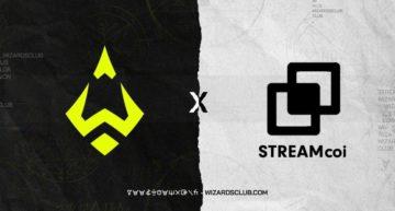 El club de e-Sports Wizards y Streamcoi unen sus fuerzas