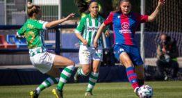 AFE pide un nuevo convenio colectivo para el futfem que permita una liga profesional femenina