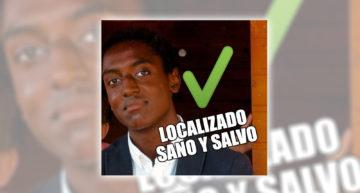 El deporte base se movilizó para encontrar a Álvaro García, jugador del CAU Rugby de 13 años