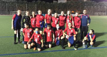 Dos años de vida y mucho crecimiento por delante: el EMFB Atlétic Turis Femenino visita el decimosexto 'Valenta Radio'