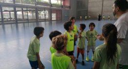 Las competiciones de futsal de los Juegos Deportivos Municipales FDM ya tienen nuevo calendario 'post-parón'