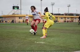 Cristina Romera (Discóbolo-La Torre): 'Desde el principio nuestro objetivo ha sido estar arriba y luchar por ganar la liga'