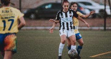 Anabe Martínez (Joventut Almassora): 'Estamos confiadas en que la segunda fase será mejor'
