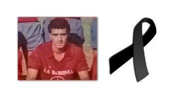 Duelo por la muerte de Carlos Gramage, histórico capitán del CF Sant Rafael